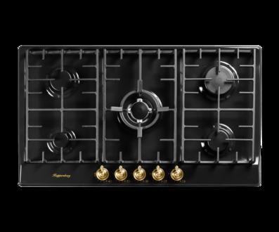 Газовая панель KUPPERSBERG FV9TGRZ ANT Bronze