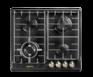Газовая панель KUPPERSBERG FV6TGRZ ANT Silver