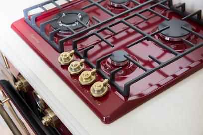 Газовая панель KUPPERSBERG FV6TGRZ BOR Bronze
