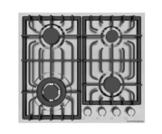 Газовая панель KUPPERSBERG TS 69 X
