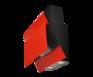 Вытяжка Maunfeld Tower Lux 60 красный 1