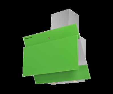 Вытяжка Maunfeld Tower Lux 60 зеленый