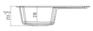Мойка Kuppersberg ALBA 1B1D 8