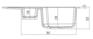 Мойка Kuppersberg MODENA 1,5B1D 9