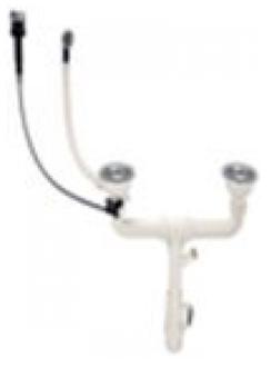 Сифон 2675-L-SM-270-ALS для мойки