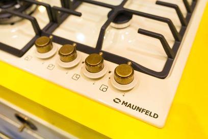 Газовая варочная панель Maunfeld MGHE.64.74RIB