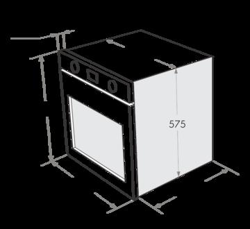 Духовой шкаф Maunfeld MEOF.676S2