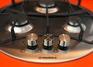 Круглая газовая панель Maunfeld MGHS.53.71S 2