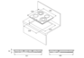 Индукционная панель KUPPERSBERG FA6IF01 Bronze 1