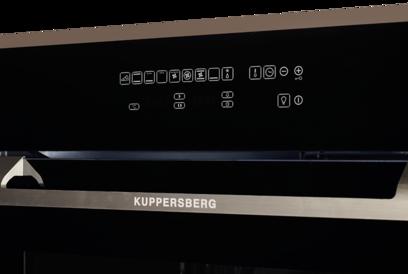 Духовой шкаф KUPPERSBERG OZ 663 BL-AL