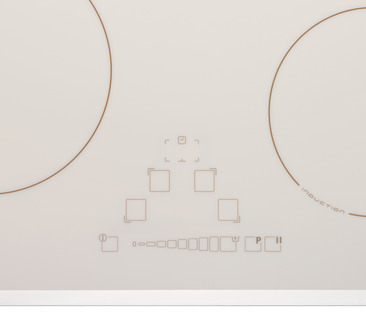 Индукционная панель Korting HI 6450 RI