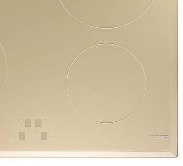 Индукционная панель Korting HI 6400 BCH
