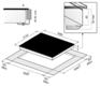 Индукционная панель Korting HI 64502 B 2