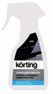 Спрей Korting для очистки стекла и твердых поверхностей K11