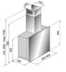Вытяжка Korting KHP 6880 GW 3