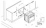 Духовой шкаф Korting OKB 561 CFX 1