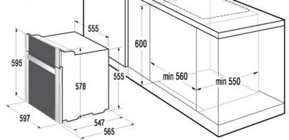 Духовой шкаф Korting OKB 790 CMX