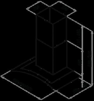 Вытяжка Maunfeld ANCONA PLUS C 50 черный