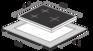 Индукционная панель MAUNFELD MPR PM45I WH 2