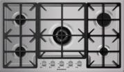 Газовая панель Maunfeld MGHS.95.72S