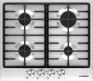 Комплект Maunfeld: панель MGHS.64.77S + газовый шкаф MGOG.673S 1