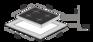Комплект Maunfeld: панель MGHG.64.17I + электрический шкаф MEOF.676I 2