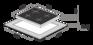Комплект Maunfeld: панель MGHG.64.22B + электрический шкаф MEOC.674S2 2