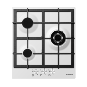 Комплект Maunfeld: панель MGHE.43.71RW + газовый шкаф MGOG.673W
