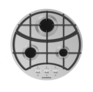 Комплект Maunfeld: панель MGHS.53.71S + электрический шкаф MEOC.674S1 1