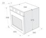 Комплект Maunfeld: панель MGHG.64.17I(D) + электрический шкаф MEOM.678I(D) 4