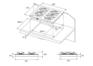 Комплект Kuppersberg: панель FQ 663 C + газовый шкаф SGG 663 C 2