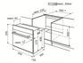 Комплект Kuppersberg: панель FA6VS02 + электрический шкаф HO 655 T 4