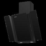 Вытяжка Maunfeld Trent Glass 50 черный/серебристый