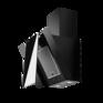 Вытяжка Maunfeld Trent Glass 60 черный/серебристый 2