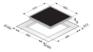 Электрическая панель Zigmund & Shtain CNS 09.6 DX 2