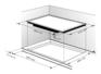Индукционная панель Zigmund & Shtain CIS 179.60 BX 1