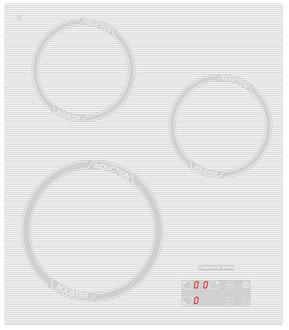 Индукционная панель Zigmund & Shtain CIS 029.45 WX
