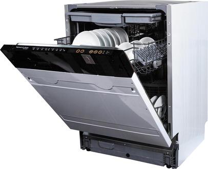 Посудомоечная машина Zigmund & Shtain DW 69.6009 X