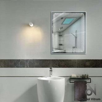 Зеркало с подсветкой Dubiel Vitrum Wenecja Smart R