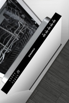 Посудомоечная машина Maunfeld МLP-12B