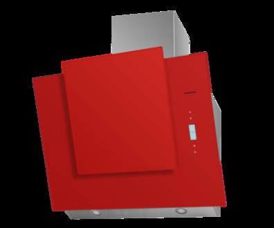 Вытяжка Maunfeld Enver 80 красный