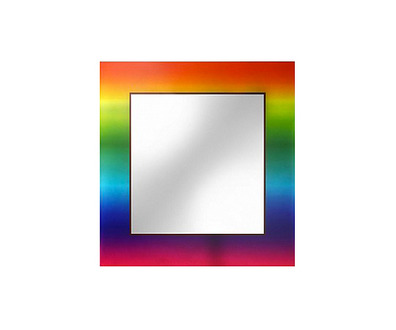 Зеркало Dubiel Vitrum Tesza (65x65)