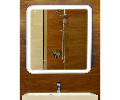 Зеркало Dubiel Vitrum  Prego Wenge 65х65