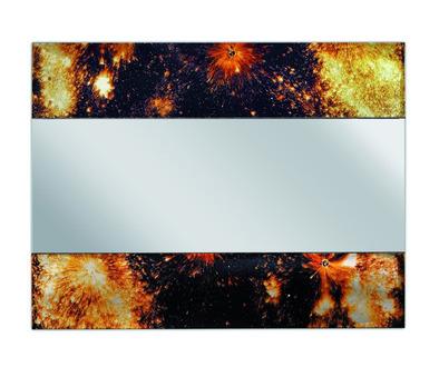 Зеркало Dubiel Vitrum Big Bang (120х95)