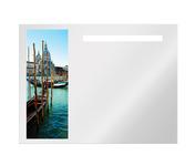Зеркало с подсветкой Dubiel Vitrum Vision Venezia 80х60