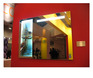 Зеркало с подсветкой Dubiel Vitrum Vision Venezia 80х60 2