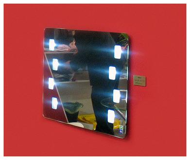 Зеркало с подсветкой Dubiel Vitrum Midas 85х65