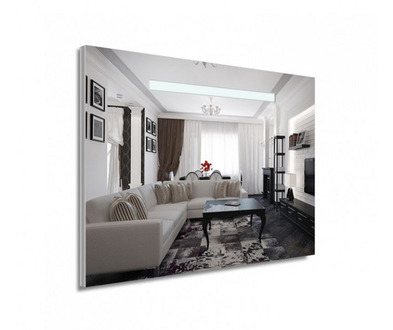 Зеркало с подсветкой Dubiel Vitrum Fondo 70x60