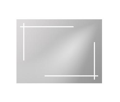 Зеркало с подсветкой Dubiel Vitrum Arti 80x60