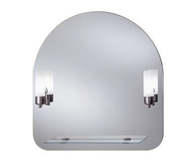 Зеркало с подсветкой Dubiel Vitrum Gaja 70x73